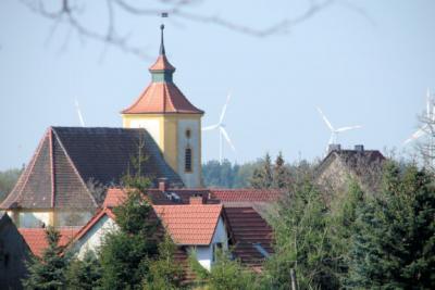 Kirche Dreska