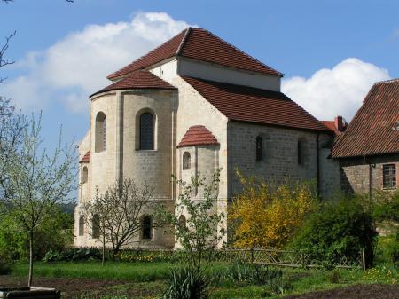 Konradsburg Kirche