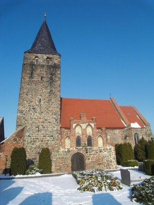 Kirche in Klein Schwechten