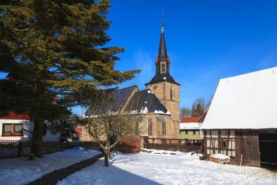 Kirche St. Michaelis in Kranichfeld