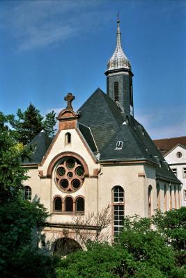 Stadtkirche Limbach