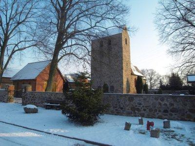 Kirche in Schartau