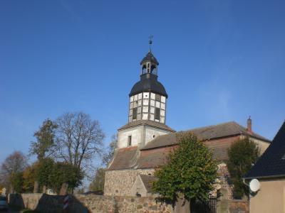 Die Kirche in Wismar