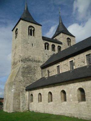 Stiftskirche von Frose