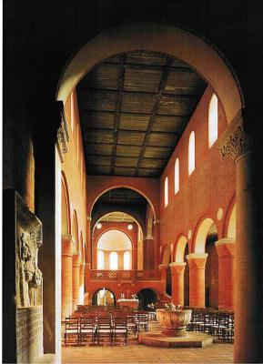 Kloster Innenansicht