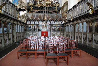 Innenansicht des Klosters; Quelle: © Sabine Roth, www.roth-video.de