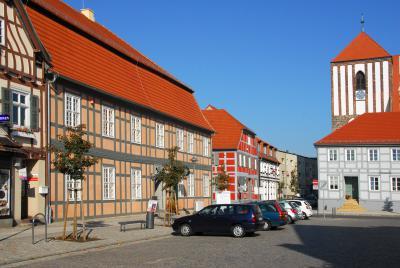 Heimatmuseum (Wegemuseum) in Wusterhausen