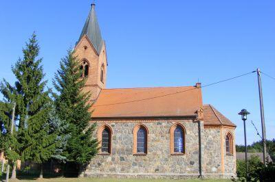 Lockstädt: Kirche