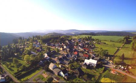 Allersdorf Luftaufnahme