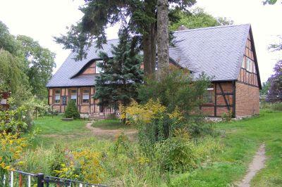 Mansfeld: Gottfried-Benn-Haus