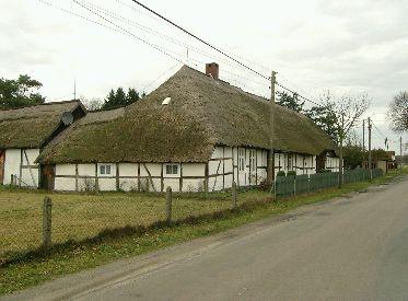 Kolonistenhaus in Lenzersilge