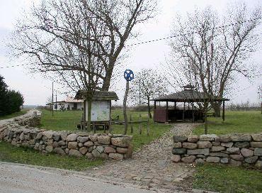 Dorfplatz Mankmuß