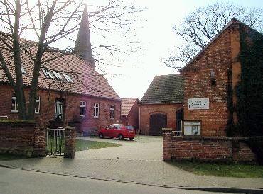 Areal Pfarrhof und Heimatstube