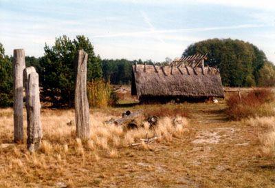 Germanische Siedlung