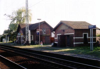 Bahnhof Oderin