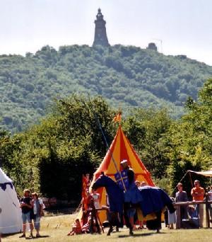 Kaiserlager in Tilleda