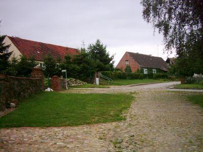 Ortsansicht von Grabow