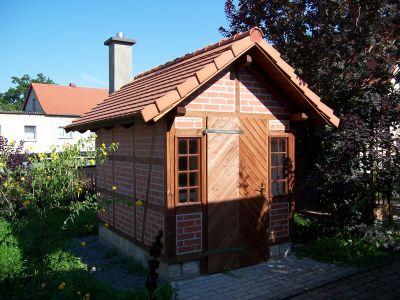 Gemeindliches Backhaus