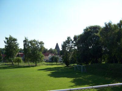 Sportplatz Nessa