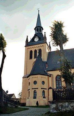 Kirche in Hayn (Harz)