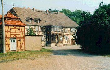 Fachwerkhaus in Agnesdorf