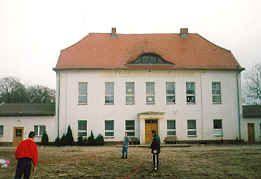 Altes Gutshaus in Lögow