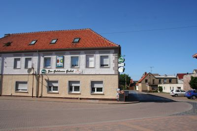 Gasthaus Zur Goldenen Gabel - hier weilte einst Goethe