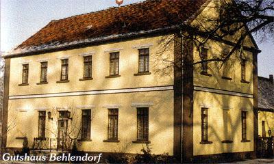 Gutshaus Behlendorf