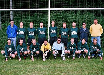 1. Männermannschaft Saison 2006/2007