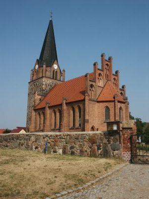 Kirche im Ortsteil Nichel