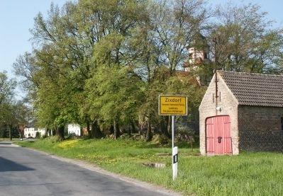 Gemeindeteil Zixdorf