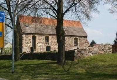 Kirche im Gemeindeteil Neuendorf