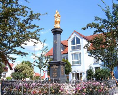 Mariensäule in Berngau