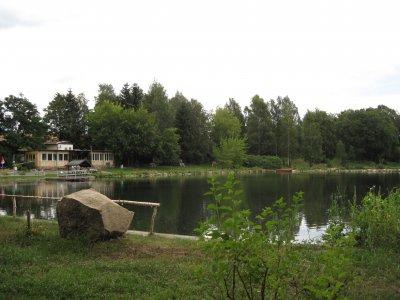 Foto des Naturbades