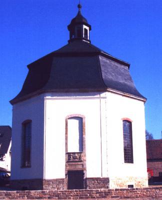 Oktogonkirche in Üplingen
