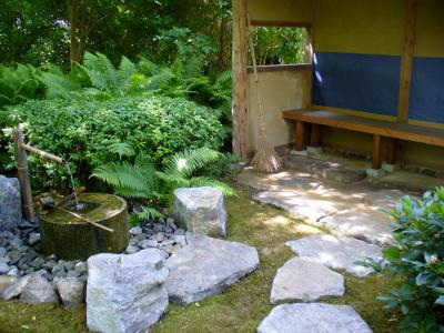 Japanischer garten in bartschendorf - Piccolo giardino giapponese ...