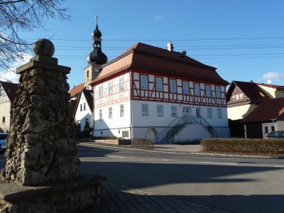 Gemeindehaus Hauptstraße 44
