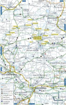 Karte mit freundlicher Genehmigung des Verlages Reinhard Semmler