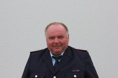 Ortswehrführer Ralf Gellhaus