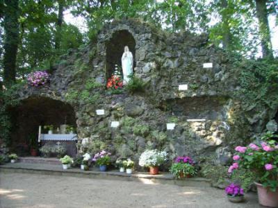 Marien-Grotte Rückers