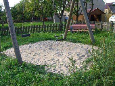 Spielplatz in Reetzerhütten