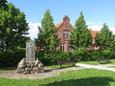 Kriegerdenkmal in Segeletz