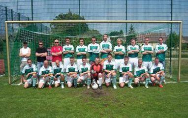 1. Männermannschaft-Fußball (Saison 2007/2008)