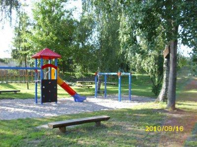 Kinderspielplatz im OT Wiepersdorf
