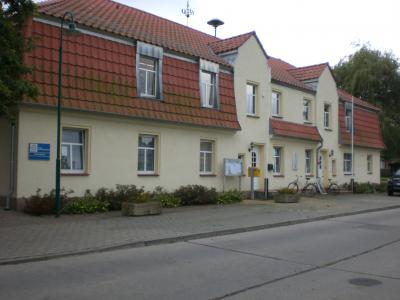 Verwaltungsgebäude der Gemeinde Uckerland