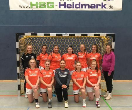 Weibliche A-Jugend - Vorrunde Oberliga Süd - 2019/2020