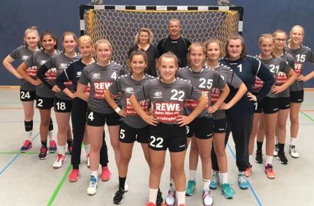 Weibliche B-Jugend - Verbandsliga Ost - 2019/2020