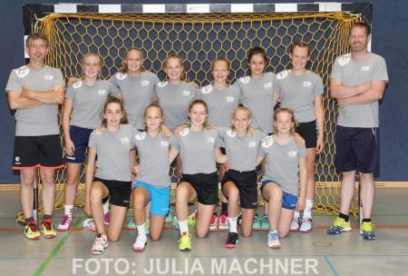 Weibliche C-Jugend 1 - Regionsoberliga - 2019/2020