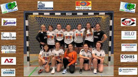 Weibliche C-Jugend 1 - Regionsliga - 2019/2020