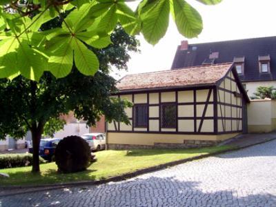 Blick auf das Heimatmuseum